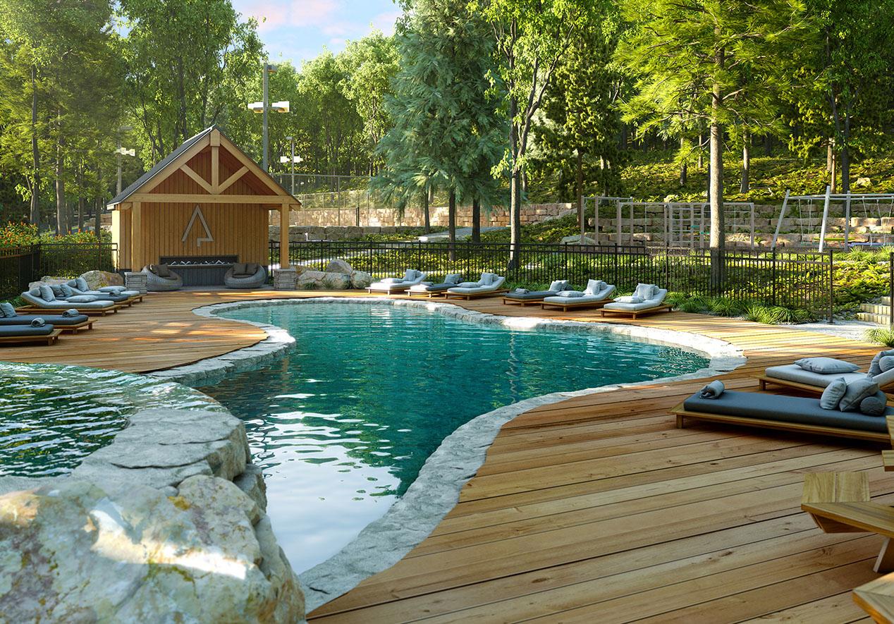 Arborescence_Bromont_Pool